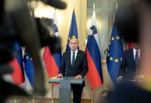 Janša v vladavini prava na srečanju voditeljev EU.