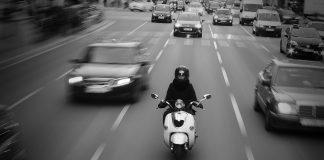 motorno kolo, skuter