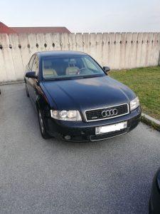 Avtomobil, ki je bežal pred policisti že iz Hrvaške
