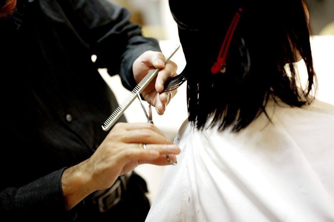 Zopet k frizerju