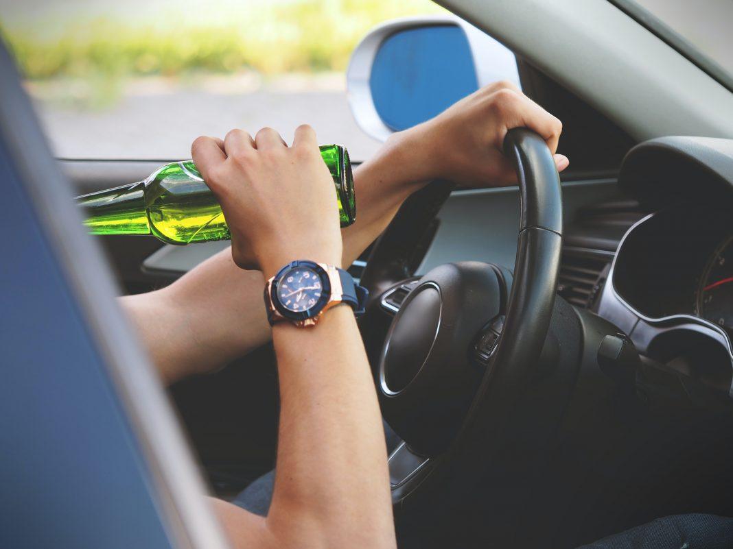 Pijani voznik