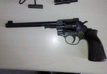 Zasegli revolver