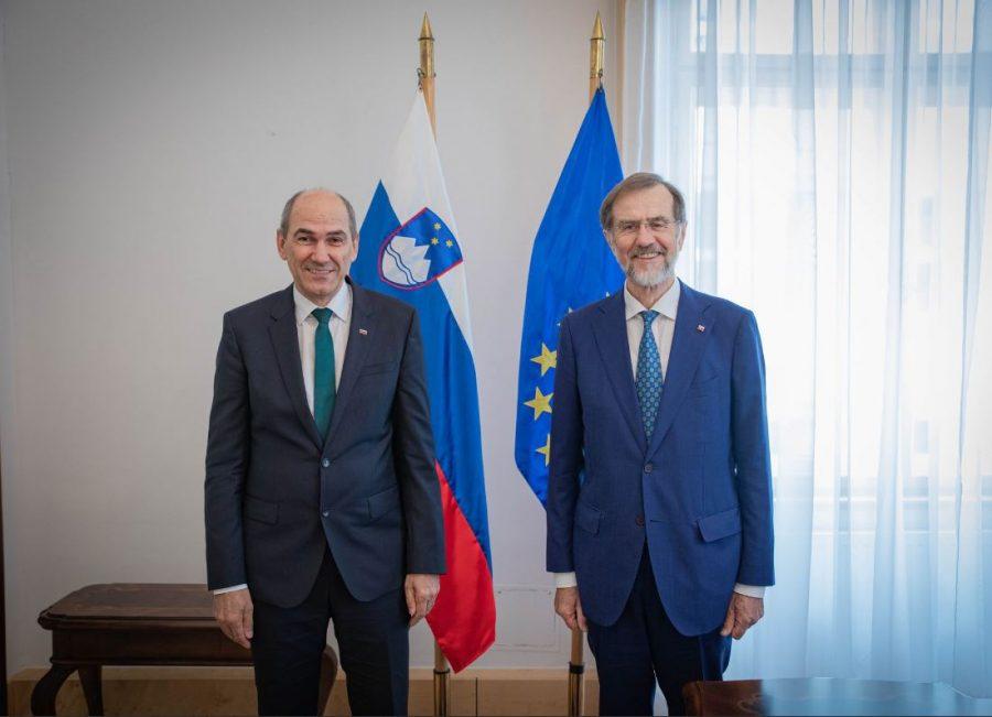 30. obletnica prve slovenske vlade