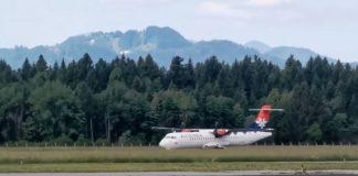 Air Serbia pristala na Brniku