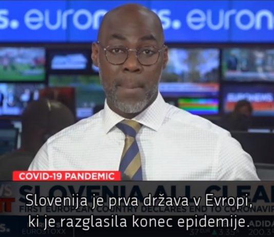 Kacin na Euronews