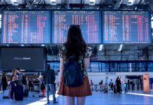 Oprti letalski potniški promet