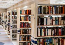 Knjižnica odprta po starem