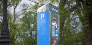Parkiranje ponovno plačljivo